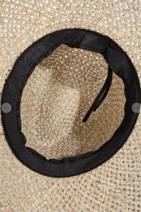 Straw Braided Ribbon Fedora Sun Hat
