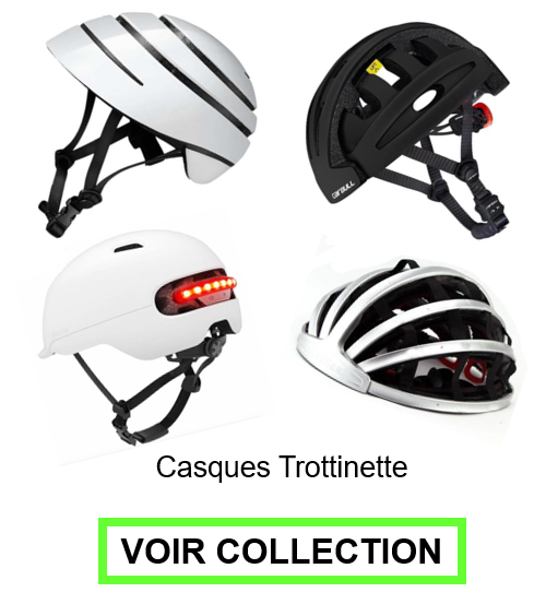 casques trottinette collection