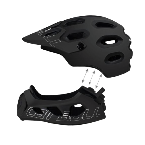 Casque Trottinette CAIRBULL bx2 w - Casque Intégral CAIRBULL bX2 w