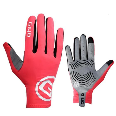 gants trottinette giyo POMEGRANATE - equipement trottinette pm