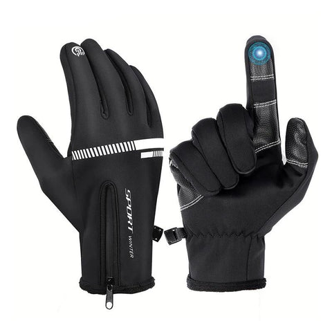 gants trottinette sensibles & waterproof - equipement trottinette