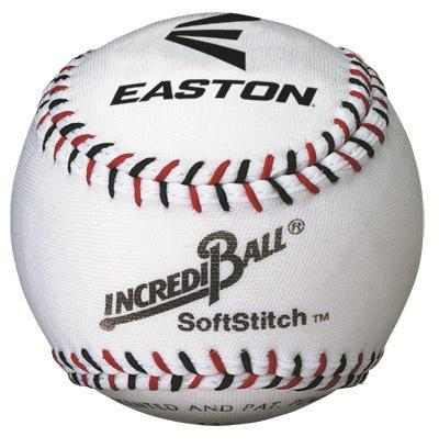 "Easton 9"" Softstitch Practice Baseball"