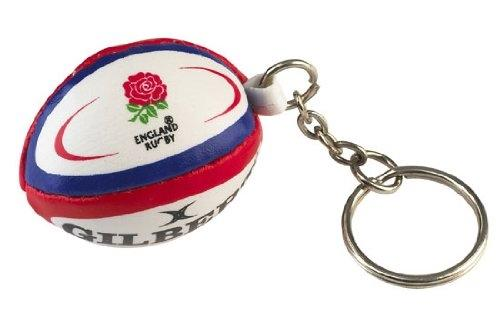 England Rugby Ball Key Ring