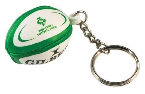 Ireland Rugby Ball Key Ring