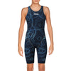 Arena Women's Powerskin ST 2.0 Full Body Short Leg Open Back Limited Edition Kneeskin