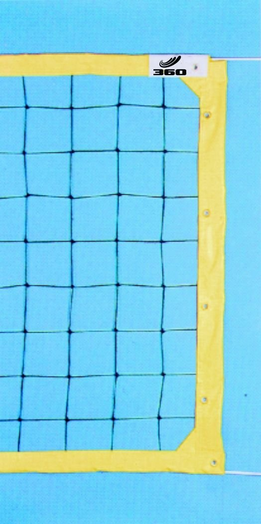 Rope Beach Volleyball Net