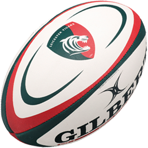 Leicester Tigers Replica Rugby Ball