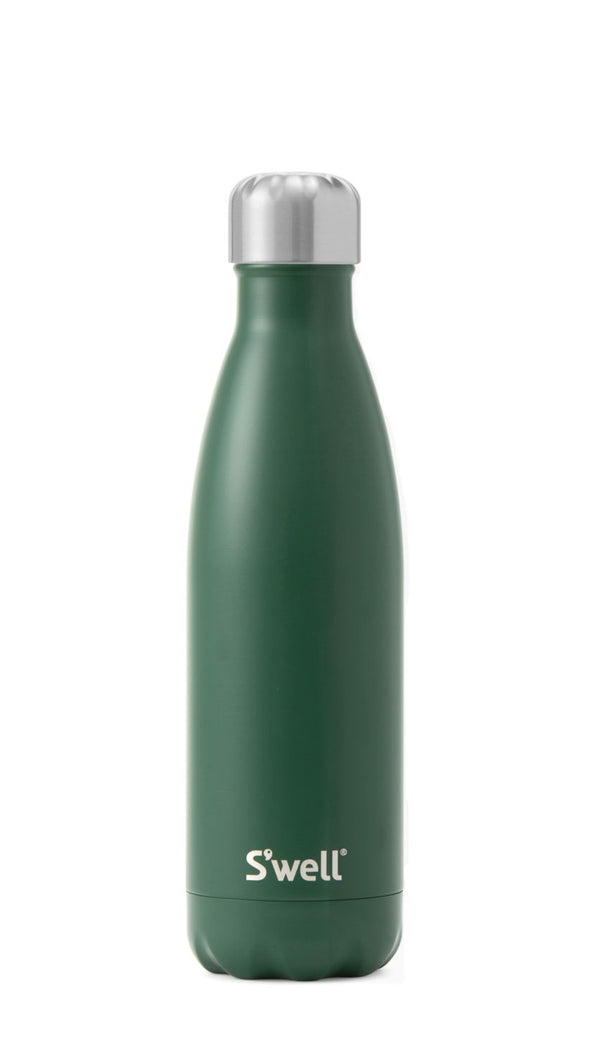 17oz Hunting Green Water Bottle