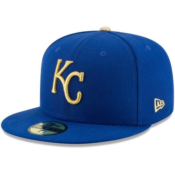 Men's MLB Kansas City Royals Authentic Collection 59Fifty Fitted On-Field Alternate Cap