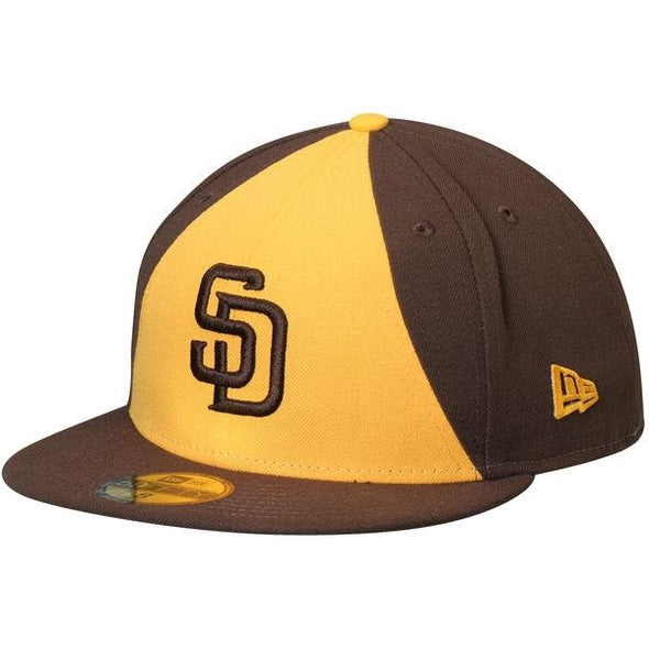 Men's MLB San Diego Padres Authentic Collection 59Fifty Fitted On-Field Alternate 2 Cap