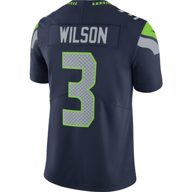 Men's NFL Seattle Seahawks Russell Wilson Limited Home Jersey