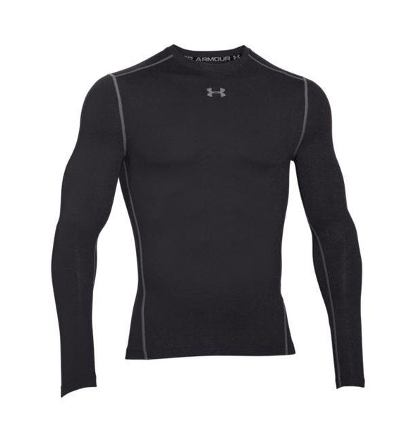Men's ColdGear Armour Compression Crew Long Sleeve
