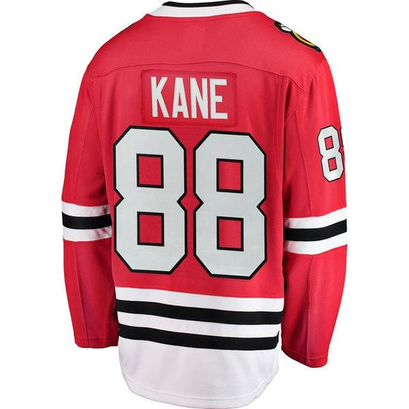 Men's NHL Chicago Blackhawks Patrick Kane Breakaway Home Jersey