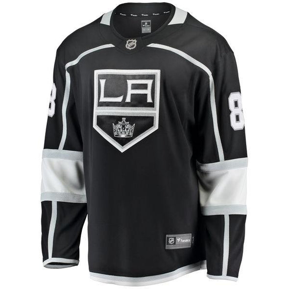 Men's NHL Los Angeles Kings Drew Doughty Breakaway Home Jersey