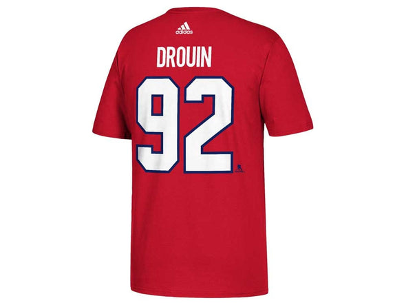 Men's NHL Montreal Canadiens Jonathan Drouin T-Shirt