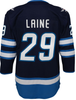 Junior NHL Winnipeg Jets Patrik Laine Premier Home Jersey