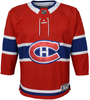 Child NHL Montreal Canadiens Premier Home Jersey