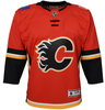 shop NHL Branded Youth Calgary Flames Premier Home Jersey edmonton canada