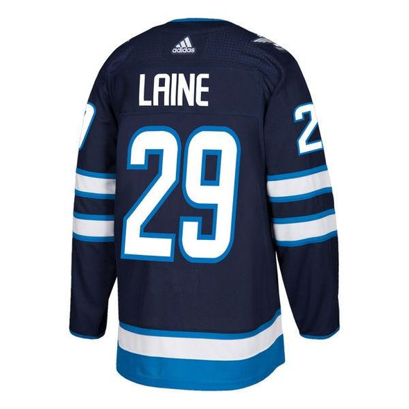 Men's NHL Winnipeg Jets Patrik Laine Authetic Home Jersey