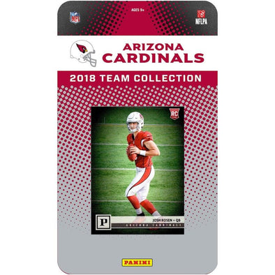 NFL Arizona Cardinals 2018 Team Card Set