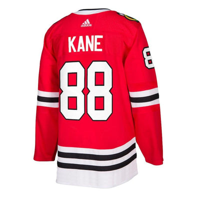 Men's NHL Chicago Blackhawks Patrick Kane Authentic Home Jersey