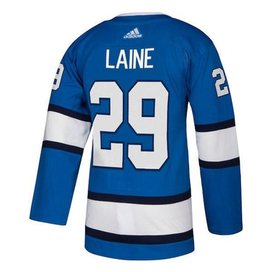 Men's NHL Winnipeg Jets Patrik Laine Authentic Alternate Jersey