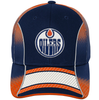 Youth NHL Edmonton Oilers Center Adjustable Cap