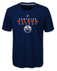 Junior NHL Edmonton Oilers Avalanche Ultra T-Shirt