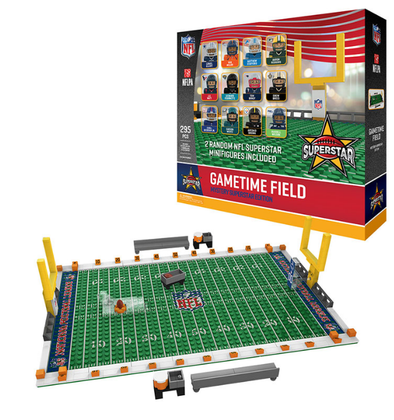 NFL Superstar Gametime Field