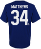Junior NHL Toronto Maple Leafs Auston Matthews Player T-Shirt