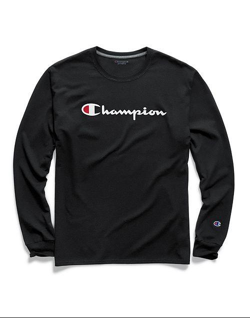 Men's Classic Jersey Long Sleeve