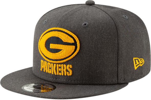 Men's NFL Green Bay Packers Heather Crisp Cap