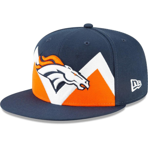 Men's NFL Denver Broncos 2019 Draft On-Stage Official 9FIFTY Snapback Cap