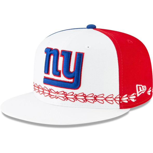 Men's NFL New York Giants 2019 Draft On-Stage Official 9FIFTY Snapback Cap