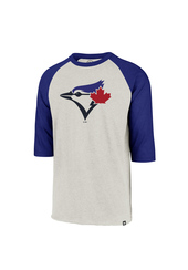 Men's MLB Toronto Blue Jays Club Raglan Shirt
