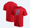 Men's MLB Boston Red Sox Slash and Dash T-Shirt