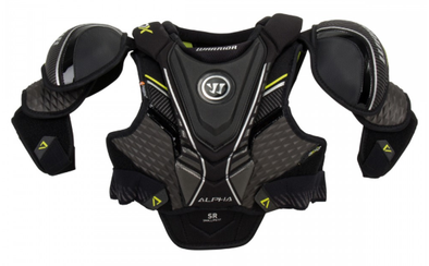 Senior Alpha DX Shoulder Pad