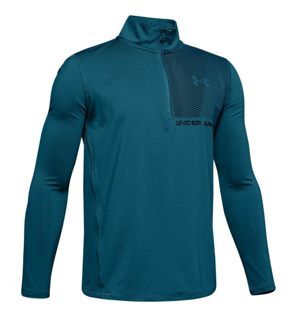 Boy's UA Raid 1/4 Zip Long Sleeve