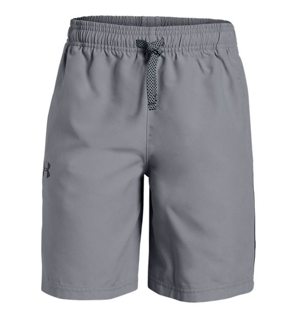 Boy's Woven Graphic Shorts