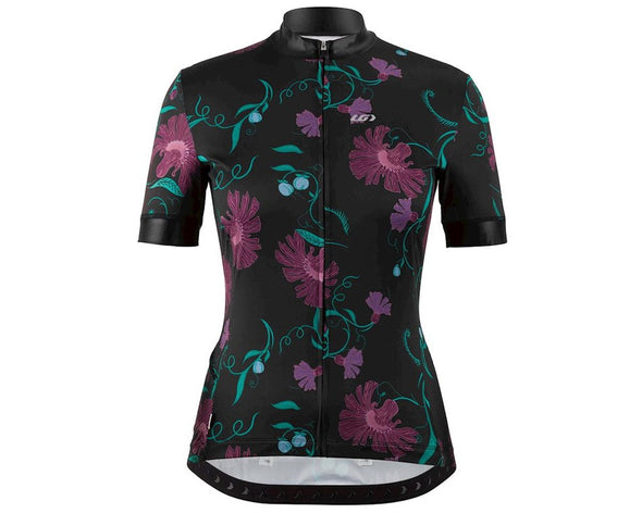 Louis Garneau Women's Art Factory Short Sleeve Bike Jersey