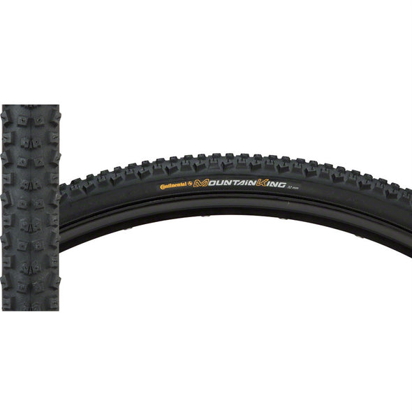Continental Mountain King Race 700c x 32 Bike Tire