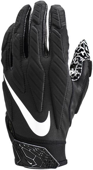 Nike Junior Superbad 5.0 Running Back/Linebacker Football Glove