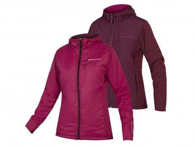 Endura Women's Urban Primaloft Flipjak Biking Jacket