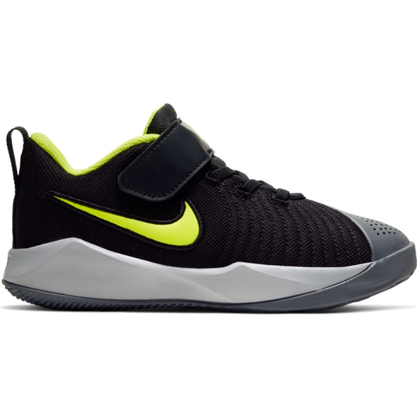 Nike Junior Team Hustle Quick 2 Indoor Court Basketball Shoe