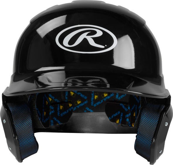 Rawlings Mach Solid Gloss Batting Helmet