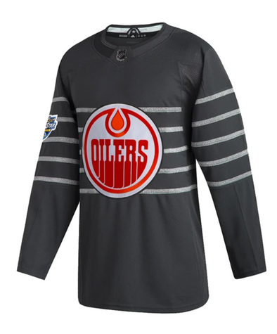 adidas Men's NHL Edmonton Oilers 2020 All-Star Game Authentic Jersey