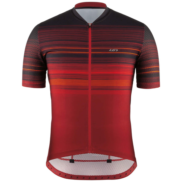 Louis Garneau Men's Art Factory Short Sleeve Bike Jersey