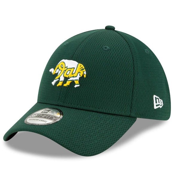Men's MLB Oakland Athletics 2020 Batting Practice 39THIRTY Flex Cap