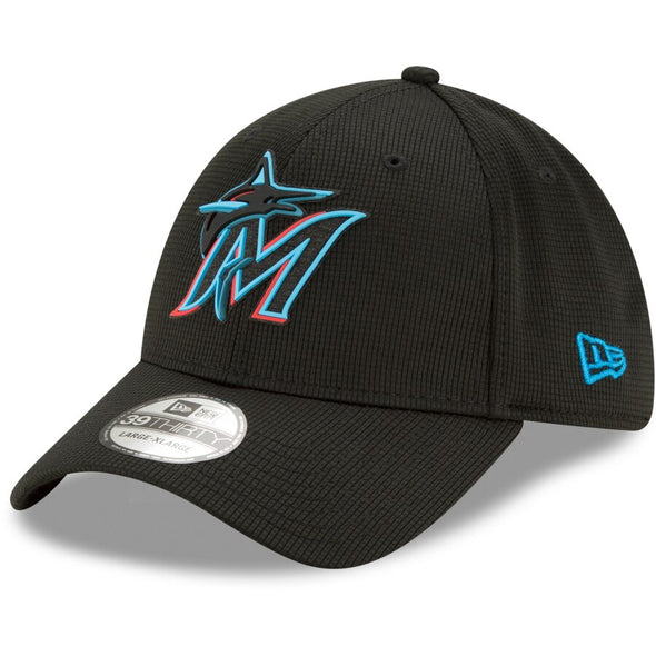 Men's MLB Miami Marlins Clubhouse 39THIRTY Flex Cap