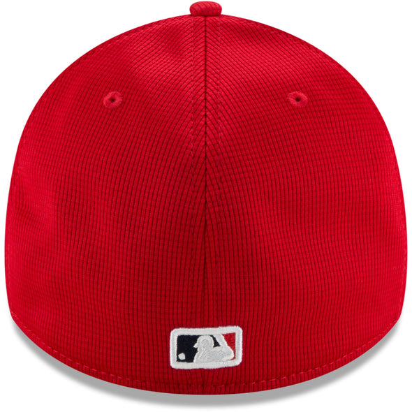 Men's MLB Los Angeles Angels Clubhouse 39THIRTY Flex Cap